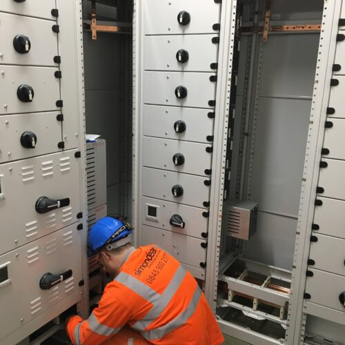 Southport Station – LV Electrical Upgrade