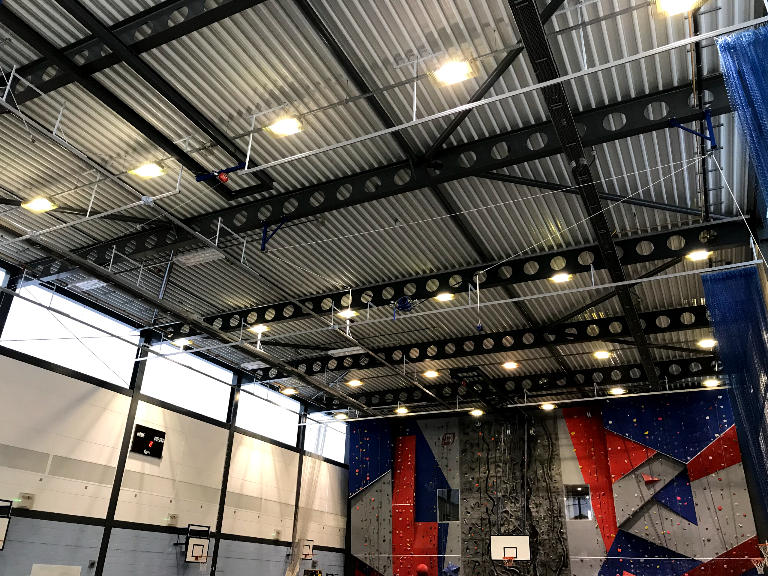 LED lighting installers wigan