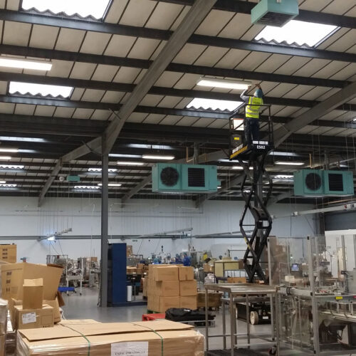 Preston – Manufacturing Electrical Installation
