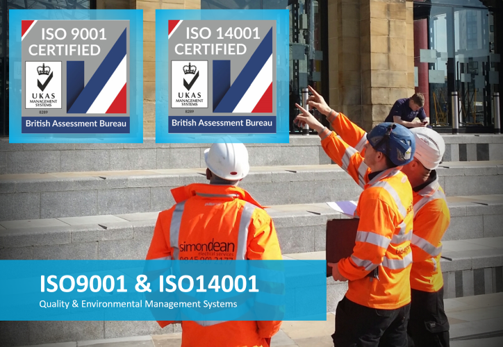 ISO9001 & ISO14001 Success