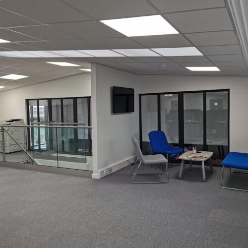 Port of Barrow – Office Construction