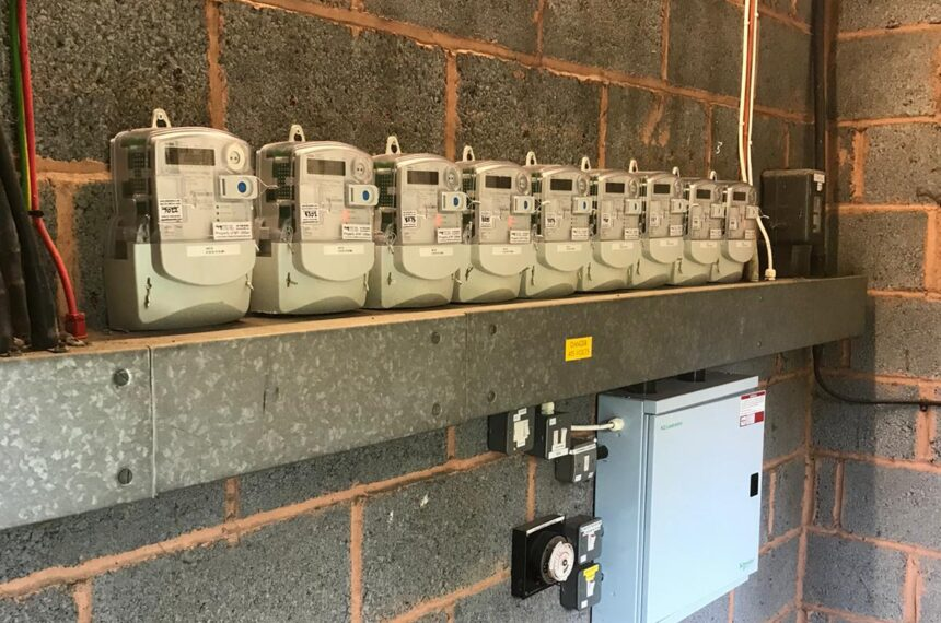 Commercial Electricity Sub Meter Installation