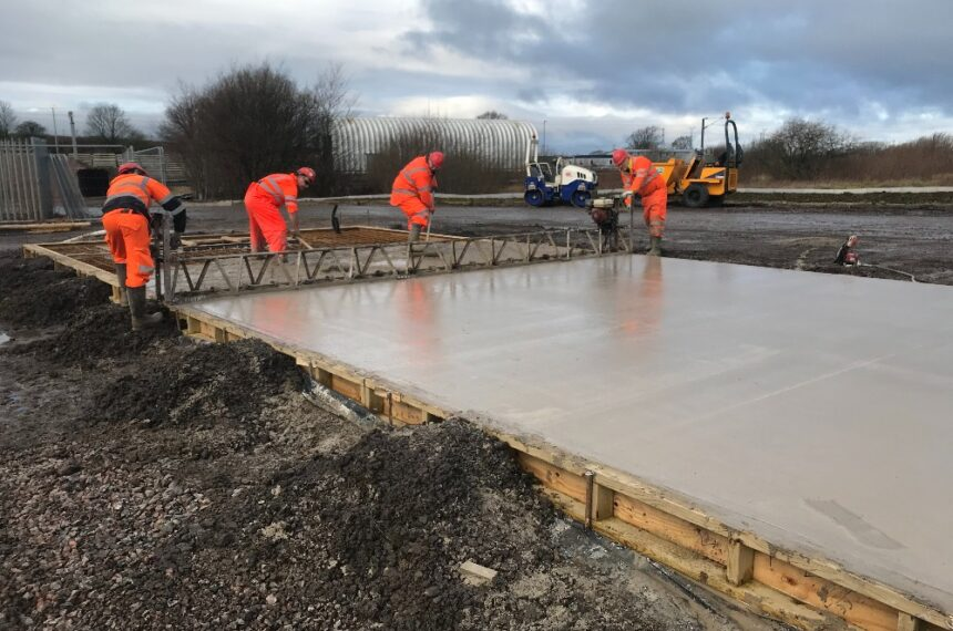 Industrial Concreting Services