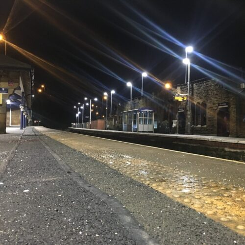 Mossley Station – Electrical Refurbishment