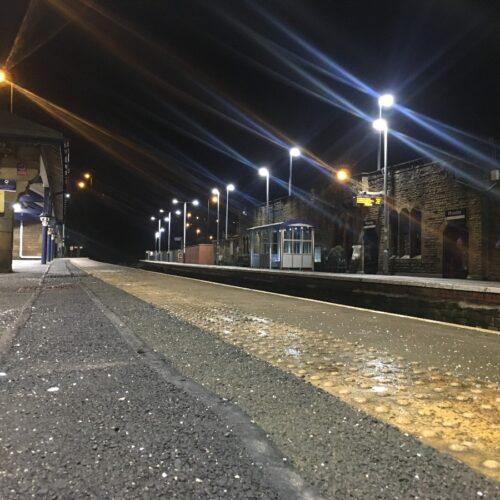 Mossley Station – Electrical Refurbishment