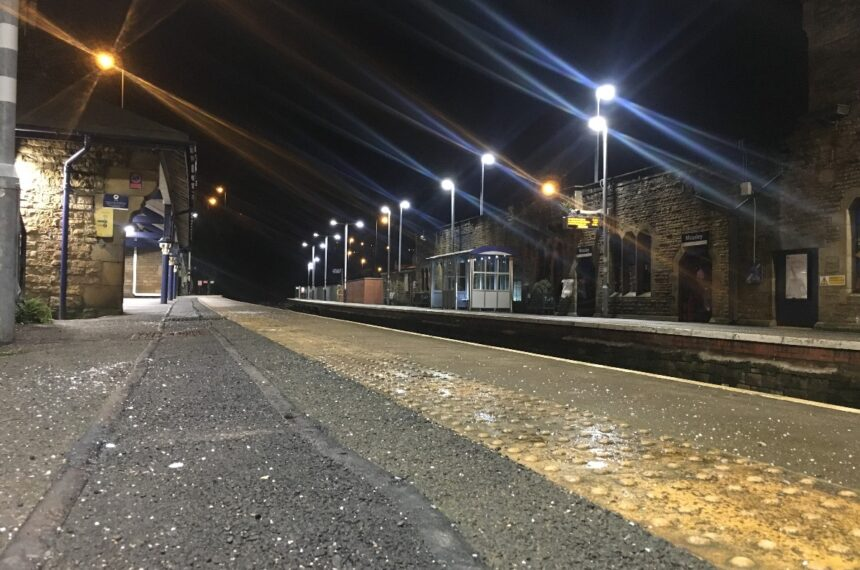 Railway Station Electrical Refurbishment Manchester