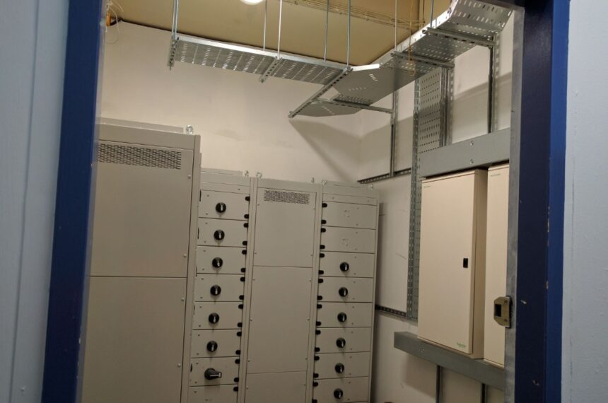 Low voltage distribution equipment installation Merseyside