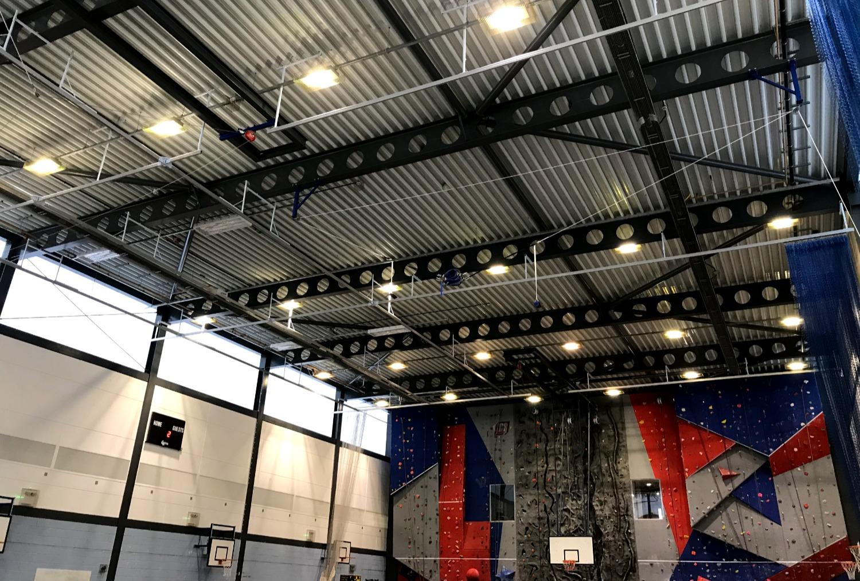 LED Lighting installers Wigan, Lancashire